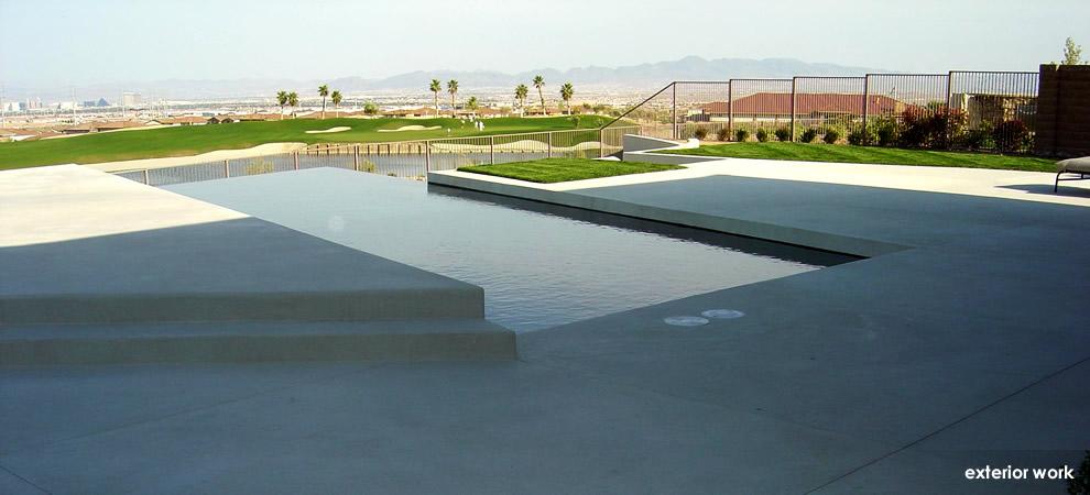 Polished Concrete Contractors Las Vegas Concrete